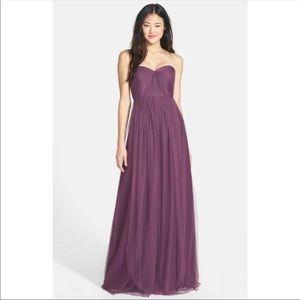 Jenny Yoo purple Annabelle dress